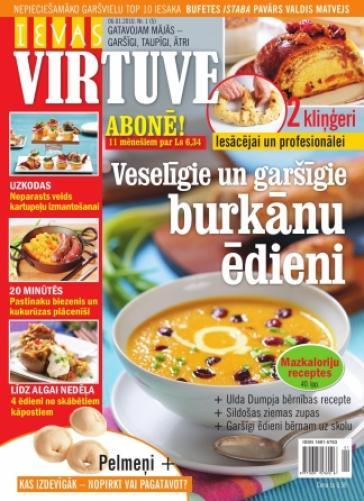 IEVAS VIRTUVE Nr. 1 2010