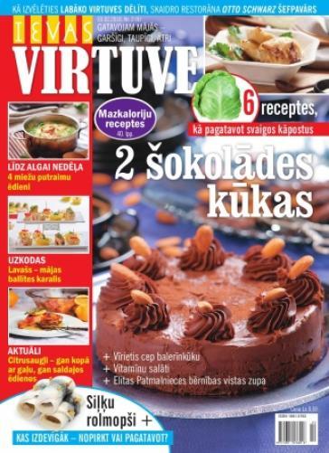 IEVAS VIRTUVE Nr. 2 2010