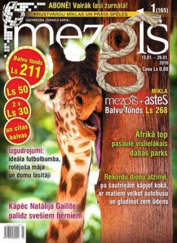 MEZGLS Nr. 1 2010