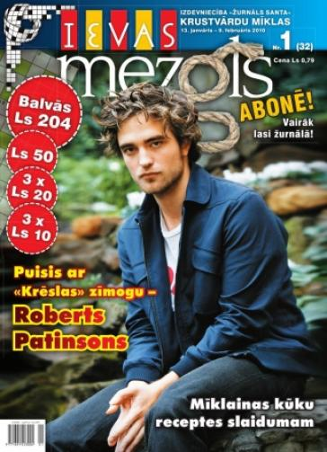 IEVAS MEZGLS Nr. 1 2010