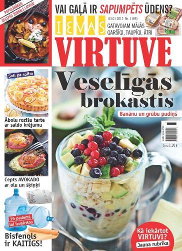 IEVAS VIRTUVE Nr. 1 2017