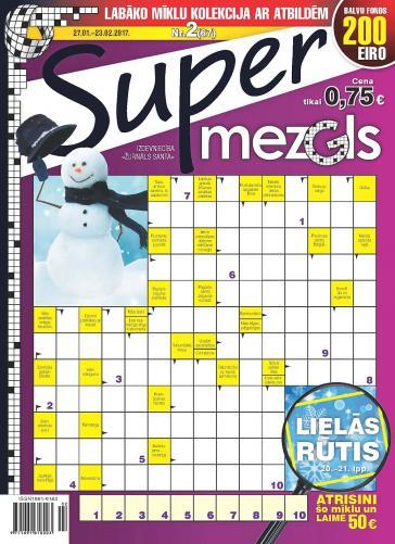 Supermezgls Nr. 2 2017