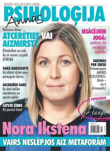 ANNAS PSIHOLOĢIJA Nr. 2 2017