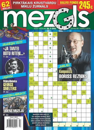 MEZGLS Nr. 9 2017