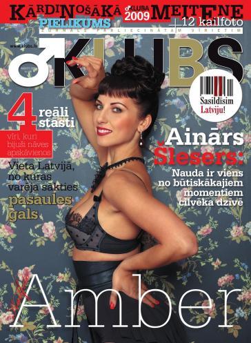 KLUBS Nr. 8 2009