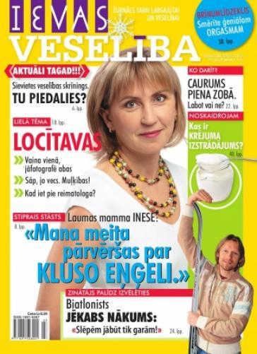 IEVAS VESELĪBA Nr. 3 2010