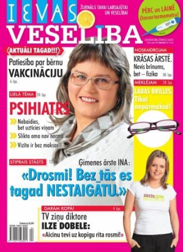 IEVAS VESELĪBA Nr. 4 2010