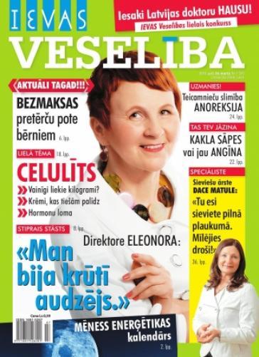 IEVAS VESELĪBA Nr. 7 2010
