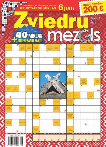 ZVIEDRU MEZGLS Nr. 6 2017
