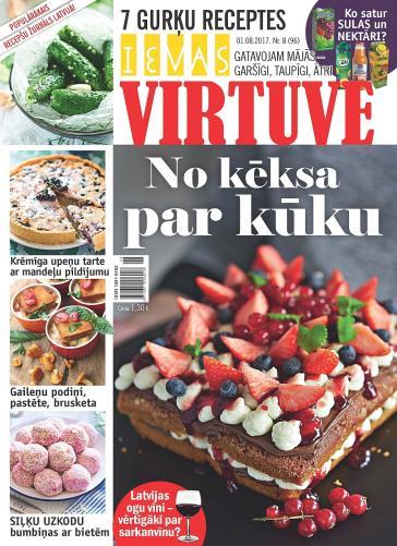 IEVAS VIRTUVE Nr. 8 2017