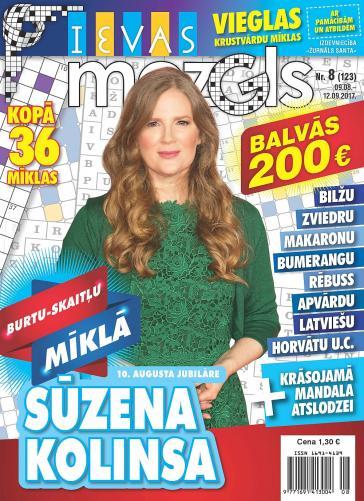 IEVAS MEZGLS Nr. 8 2017