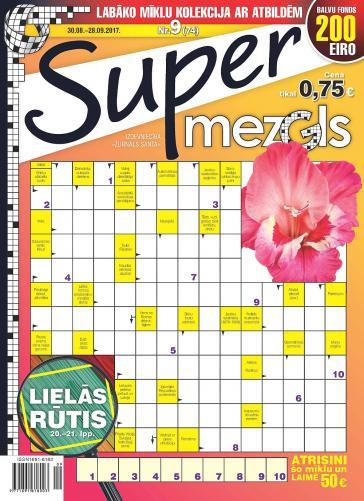 Supermezgls Nr. 9 2017