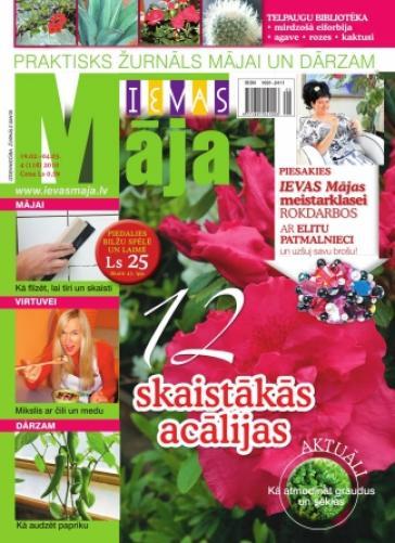 IEVAS MĀJA Nr. 4 2010