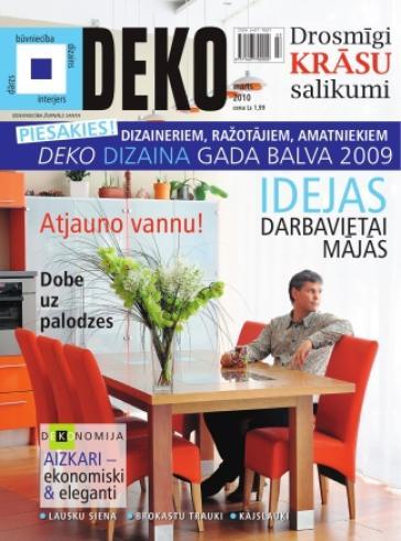 DEKO Nr. 3 2010
