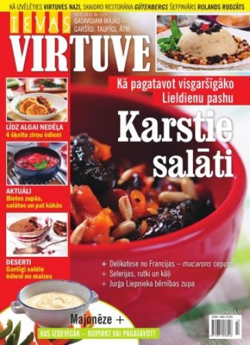 IEVAS VIRTUVE Nr. 3 2010