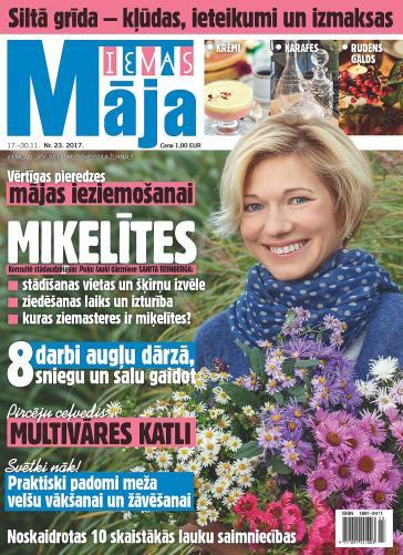 IEVAS MĀJA Nr. 23 2017