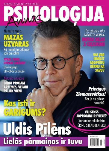 ANNAS PSIHOLOĢIJA Nr. 6 2017