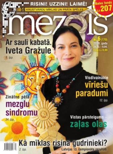 MEZGLS Nr. 6 2010