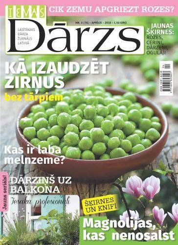 IEVAS DĀRZS Nr. 4 2018