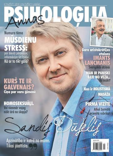 ANNAS PSIHOLOĢIJA Nr. 2 2018