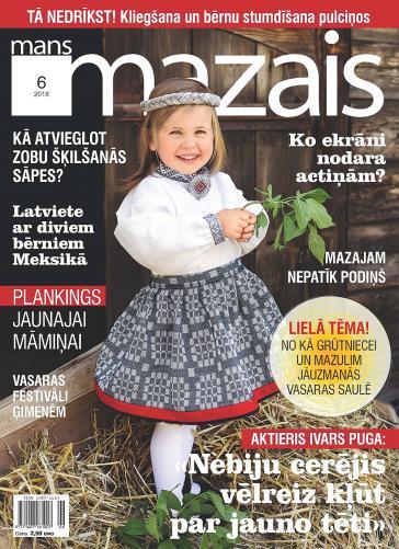 MANS MAZAIS Nr. 6 2018