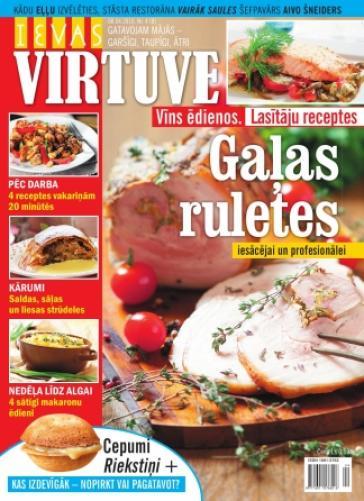 IEVAS VIRTUVE Nr. 4 2010
