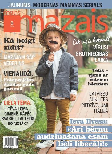 MANS MAZAIS Nr. 9 2018