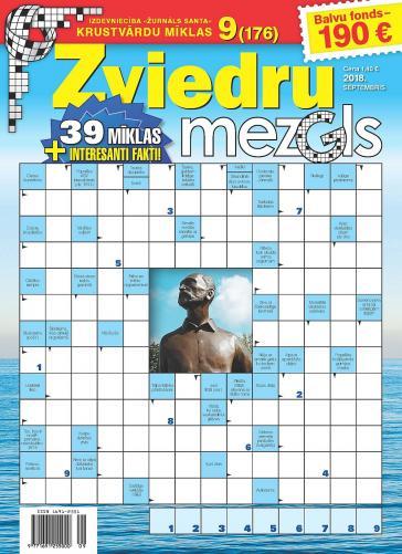 ZVIEDRU MEZGLS Nr. 9 2018