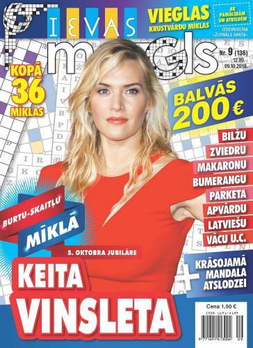 IEVAS MEZGLS Nr. 9 2018