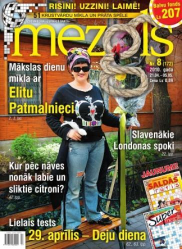 MEZGLS Nr. 8 2010