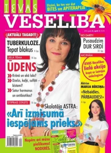 IEVAS VESELĪBA Nr. 9 2010