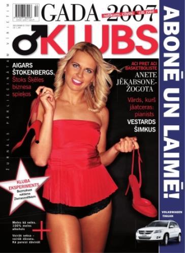 KLUBS Nr. 12 2007