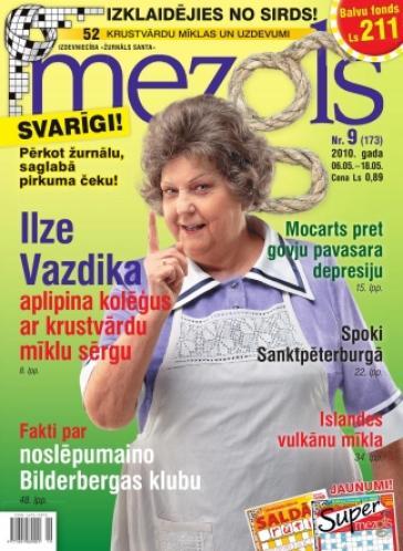 MEZGLS Nr. 9 2010