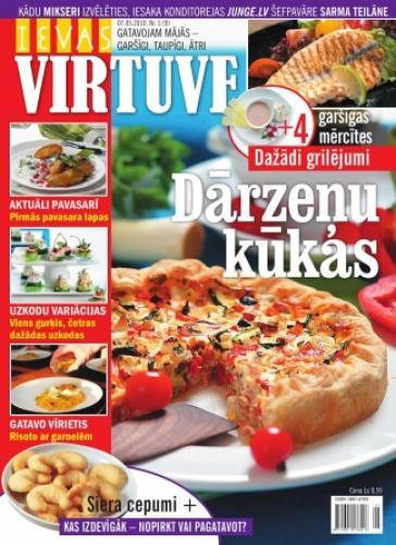 IEVAS VIRTUVE Nr. 5 2010
