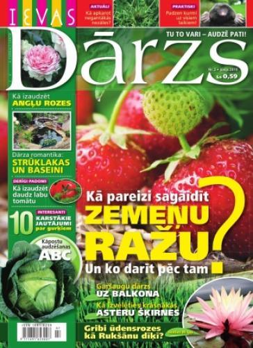 IEVAS DĀRZS Nr. 2 2010