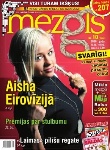 MEZGLS Nr. 10 2010
