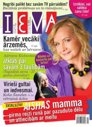 IEVA Nr. 21 2010
