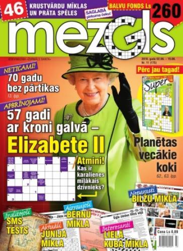 MEZGLS Nr. 11 2010