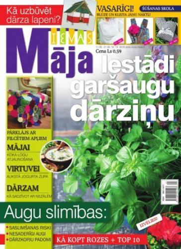 IEVAS MĀJA Nr. 12 2010