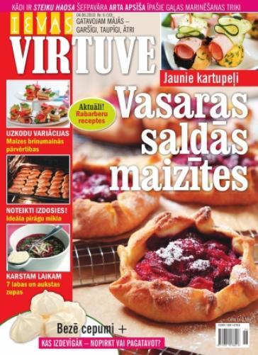 IEVAS VIRTUVE Nr. 6 2010