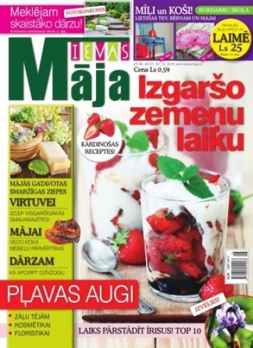 IEVAS MĀJA Nr. 13 2010