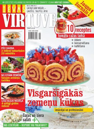 IEVAS VIRTUVE Nr. 1 2009