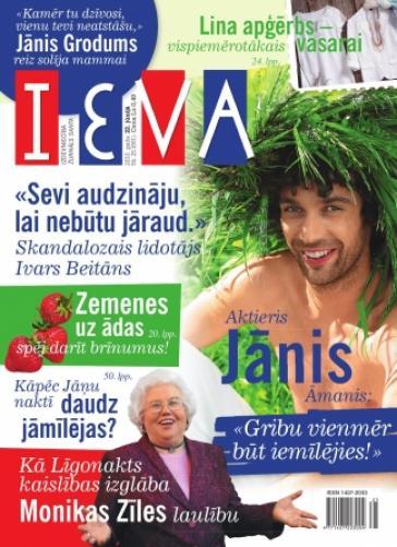 IEVA Nr. 25 2010