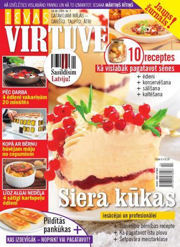 IEVAS VIRTUVE Nr. 2 2009