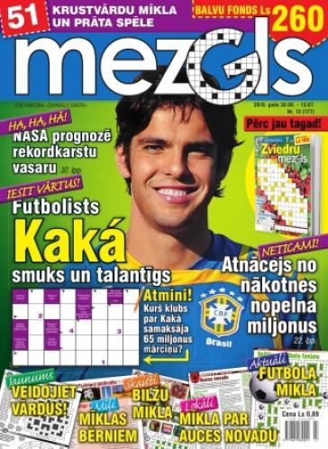 MEZGLS Nr. 13 2010