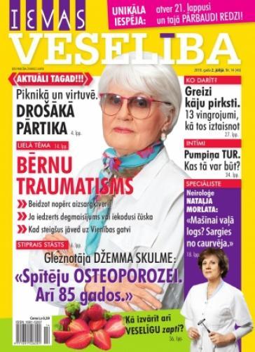 IEVAS VESELĪBA Nr. 14 2010