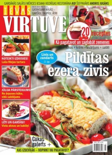 IEVAS VIRTUVE Nr. 7 2010