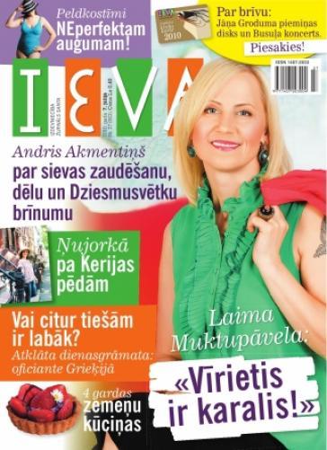 IEVA Nr. 27 2010