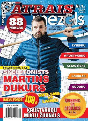 ĀTRAIS MEZGLS Nr. 1 2020