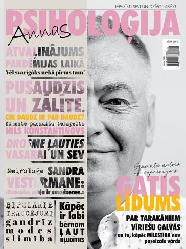 ANNAS PSIHOLOĢIJA Nr. 3 2021